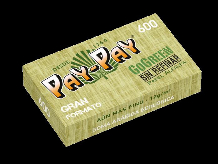 פיי-פיי 600 ניירות גלגול בחבילה אחת Pay-Pay