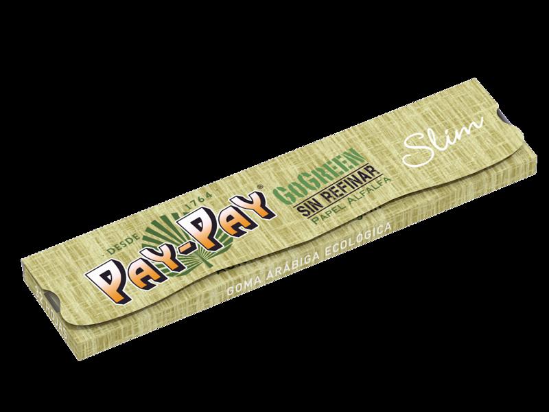 נייר גלגול טבעי ירוק - פיי פיי PAY PAY