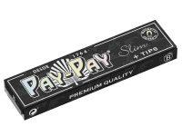 פיי פיי נייר גלגול דק בגודל בינוני 1/4 1 עם סגירת מגנטPAY-PAY