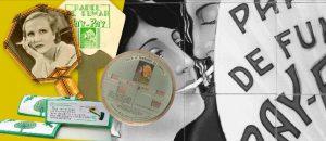 פיי פיי נייר גלגול מספרד - PAY PAY